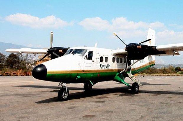 самолет непал / Tara Air