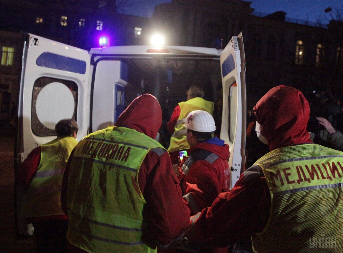 скорая, спасатели / Фото: УНИАН