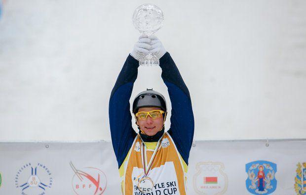 Александр Абраменко стал знаменитым после завоевания серебра на юниорском чемпионате мира в 2006 году \ фото  noc-ukr.org
