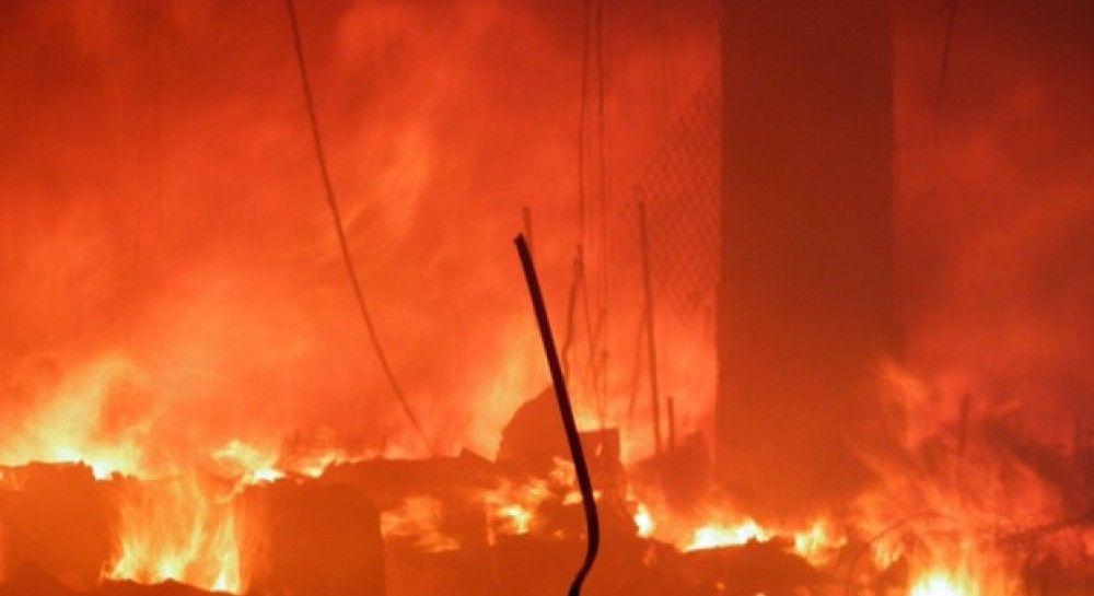В Україні за перший тиждень 2018 на пожежах загинули 58 осіб