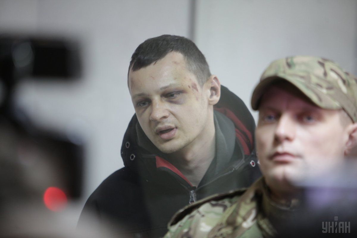 Krasnov was planning to blow up the Rada, Cabinet and PA / Photo from UNIAN