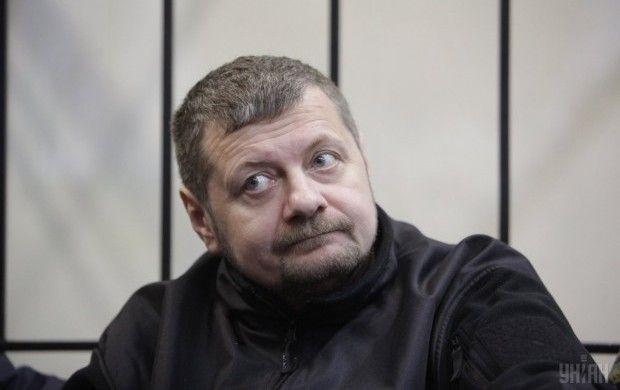 Мосийчук пришел поддержать лидера фракции Олега Ляшко / Фото УНИАН