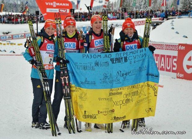Украинской сборной прогнозируют всего одну медаль на Олимпийских играх / biathlon.com.ua