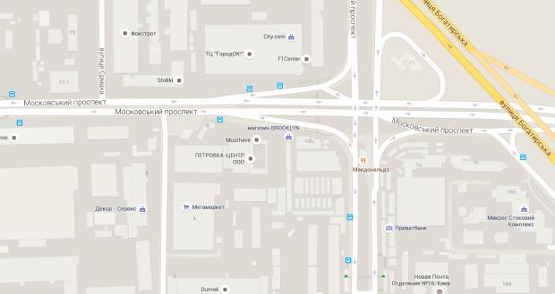 Московский проспект могут переименовать в Бандеры