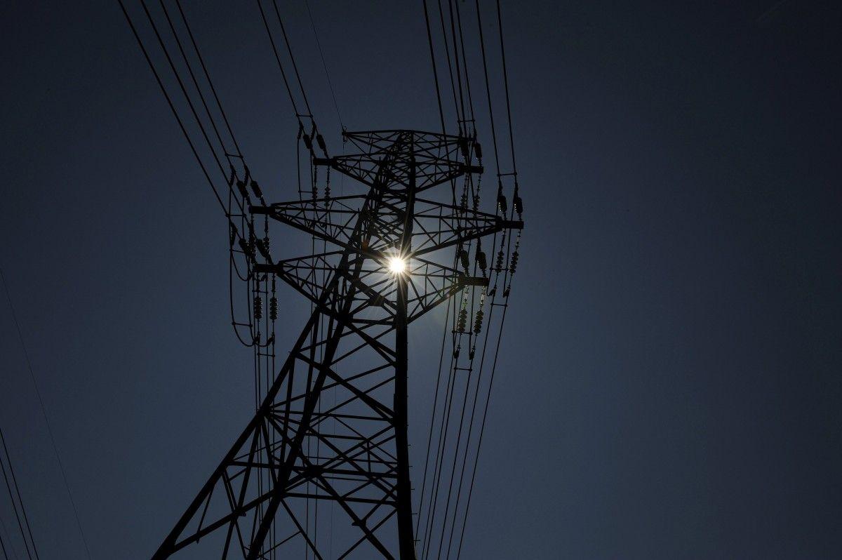 Вітренко назвав імпорт електроенергії з Росії вимушеним / REUTERS