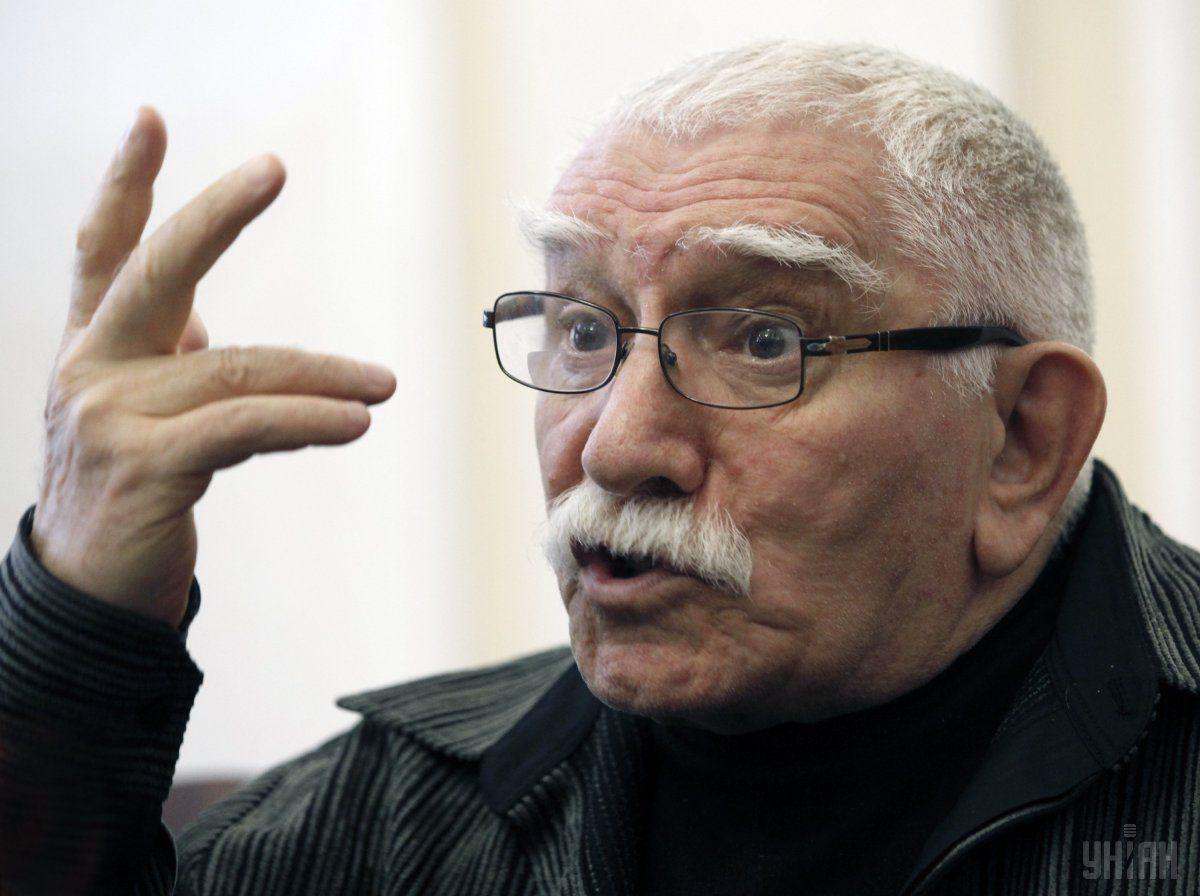 Армена Джигарханяна знову госпіталізували у важкому стані / фото УНІАН