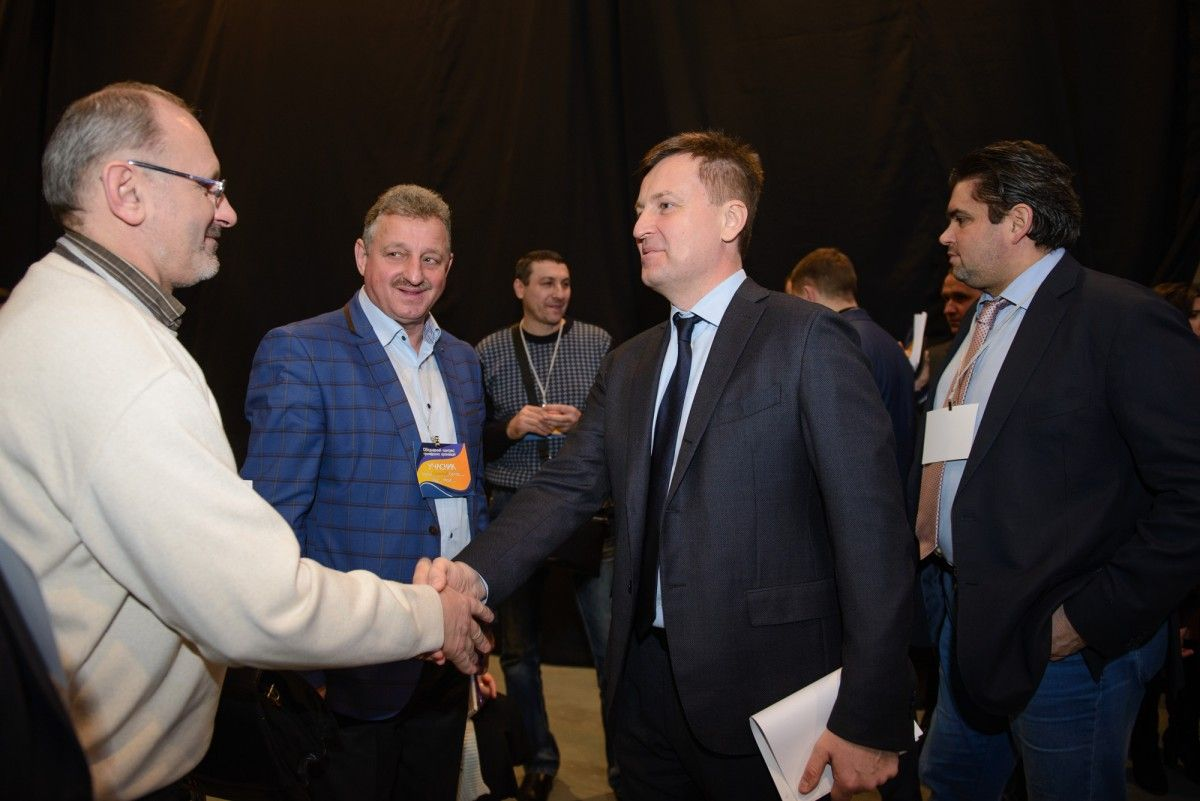 Наливайченко допрашивают вСБУ
