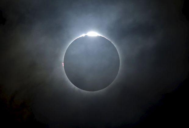 2 июля 2019 года состоится полное солнечное затмение / REUTERS