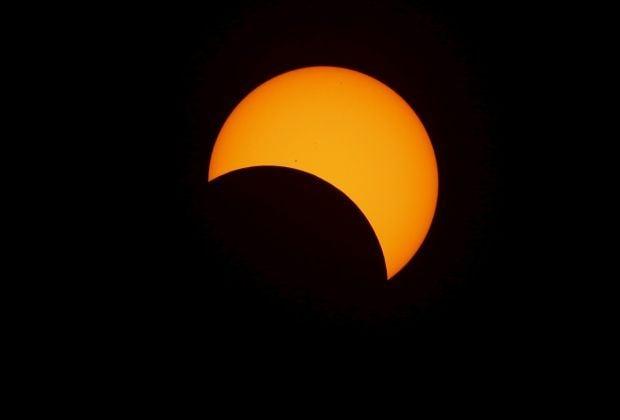 11 серпня відбудеться сонячне затемнення 2018 / фото REUTERS