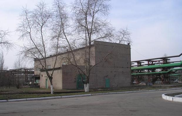 В районе Донецкой фильтровальной станции продолжается мощный бой / фото wikimapia.org