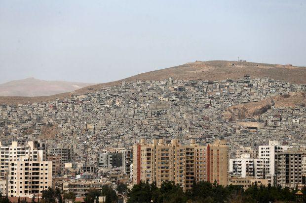 Дамаск, Иллюстрация / REUTERS