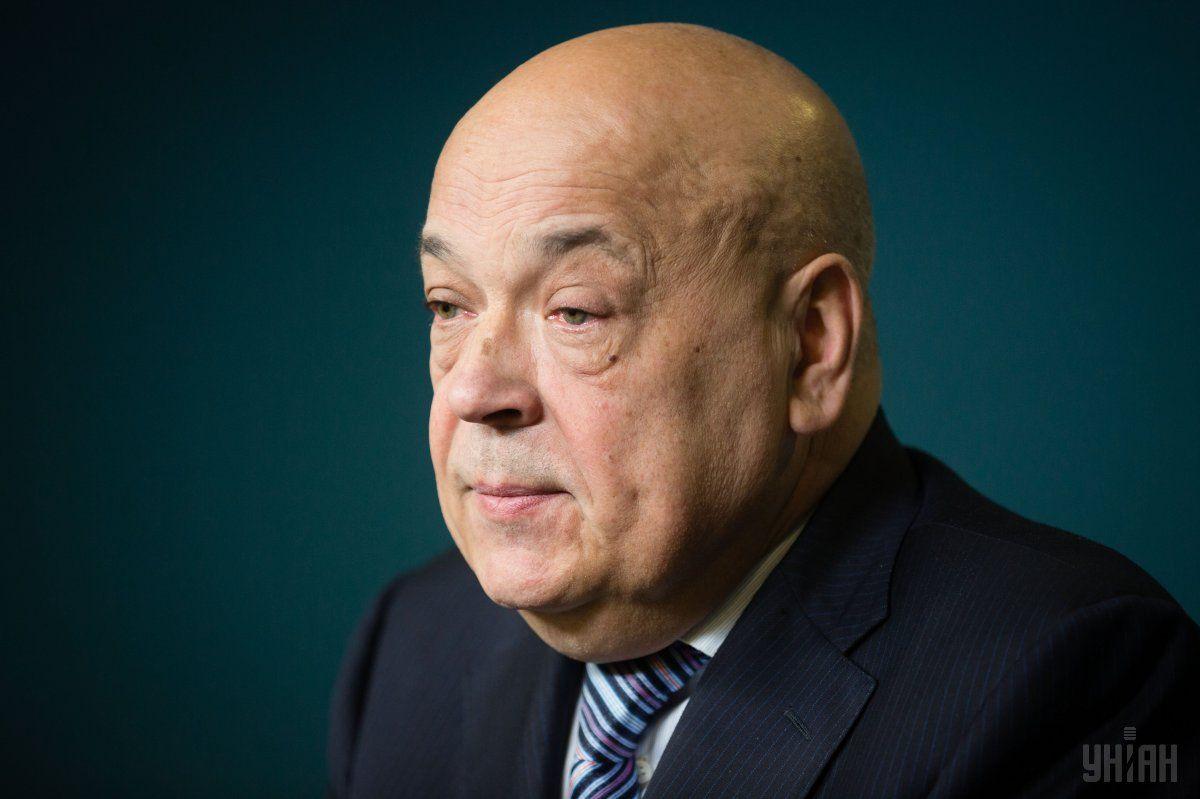 Геннадий Москаль заявил, что у него повышенное давление / фото УНИАН
