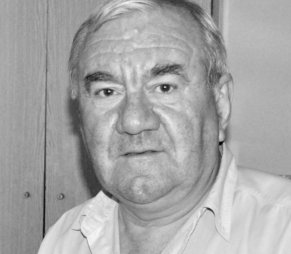 Помер Микола Ротман