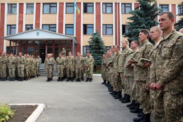 тернополь военные армия / faktor.te.ua
