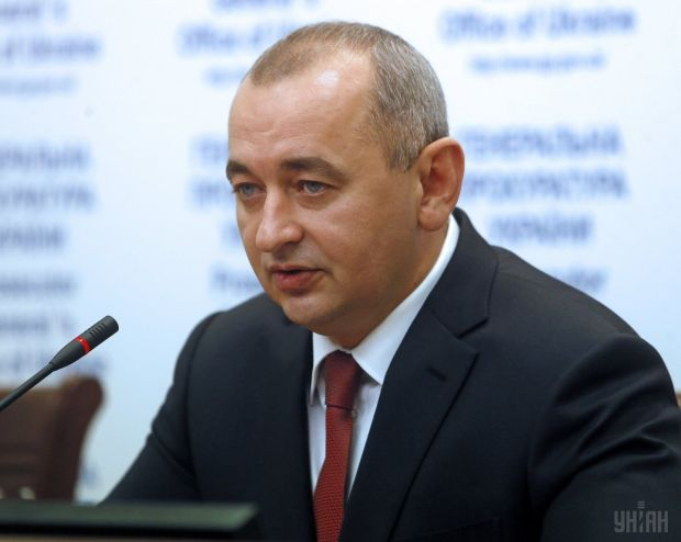 Матиос назвал количество задержанных военными спецслужбами за время войны на Донбассе россиян / фото УНИАН