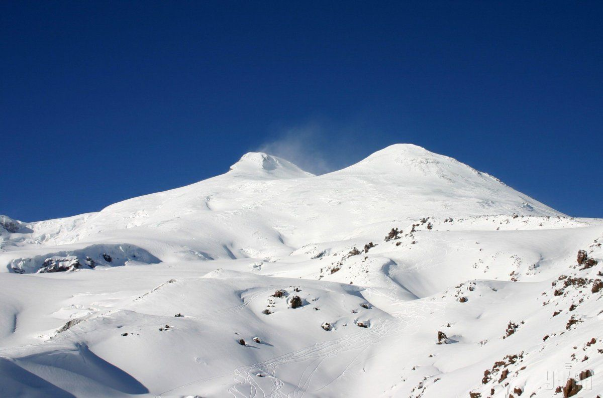 A Ukrainian climber was killed while ascending Mount Elbrus / Photo from UNIAN