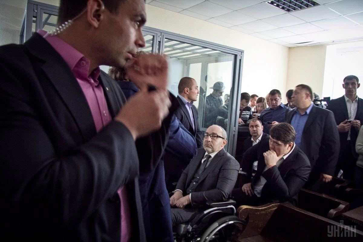 В Полтаве суд планирует закрыть дело по обвинению Кернеса / фото УНИАН