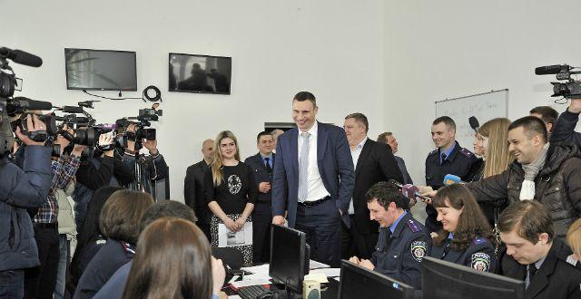 кличко полиция / kievcity.gov.ua