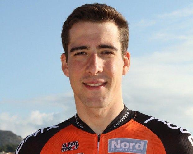 Дан Мюнгхер не дожил до своего 23-летия две недели / equipe-cycliste-velo-club-roubaix.com