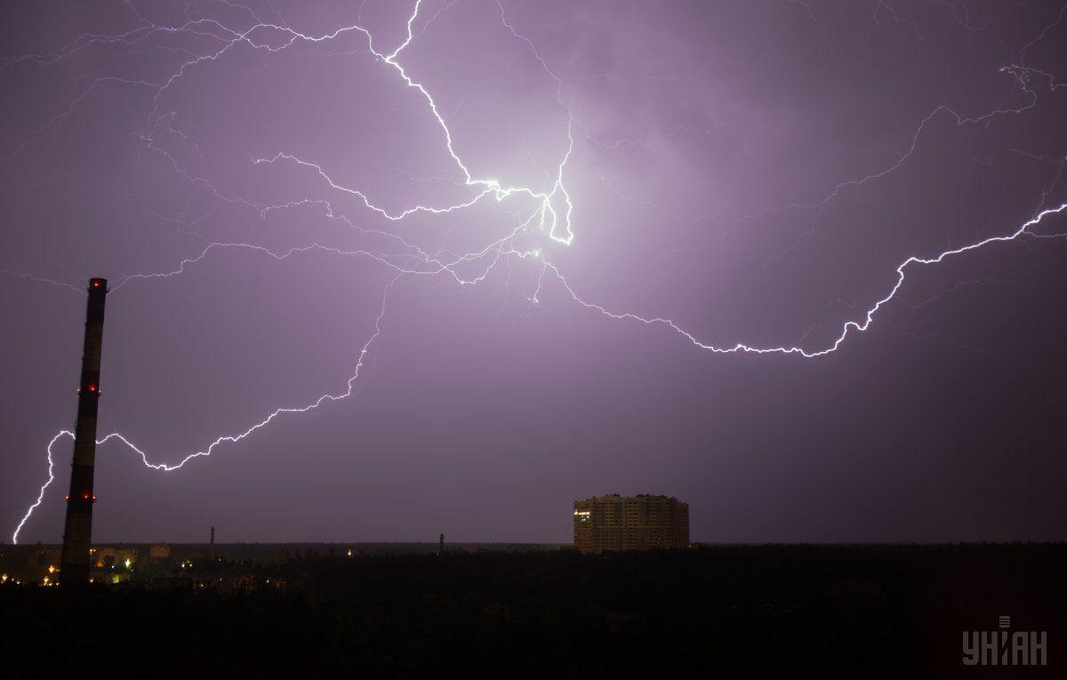 Завтра в Україні очікуються опади / фото УНІАН