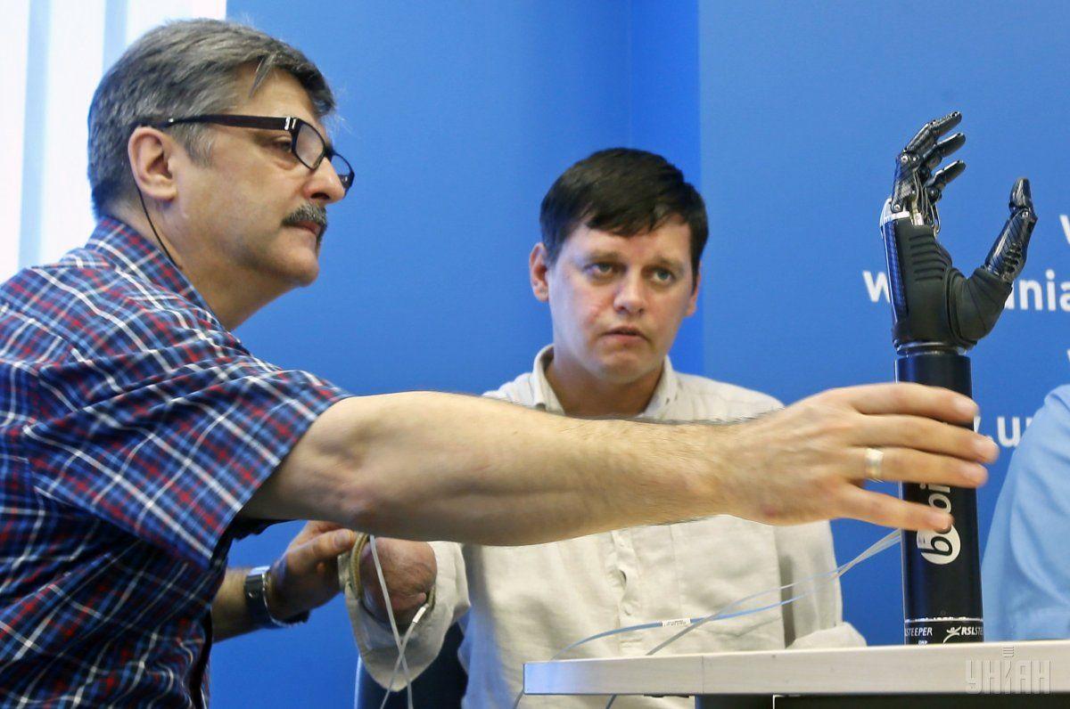 Кабмін удосконалив порядок протезування учасників АТО / Фото: УНІАН