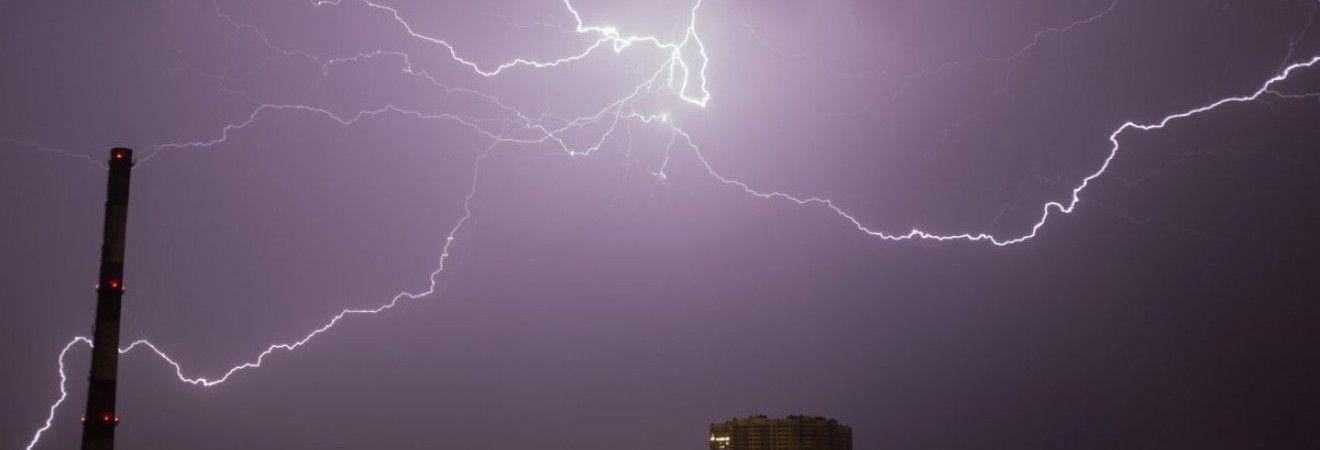Спасатели предупреждают о дождях и сильном ветре в отдельных областях Украины
