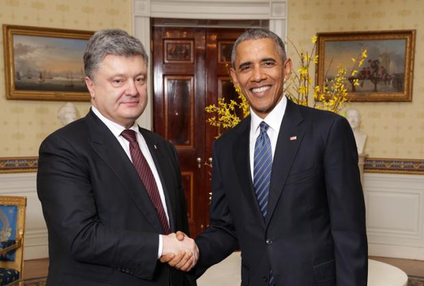 Poroshenko elaborates on his meeting with Obama / Phot from president.gov.ua