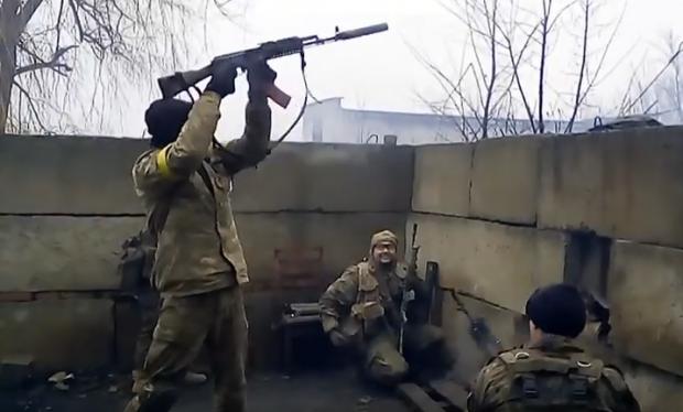За сутки в зоне АТО погибли 2 военных, 10 получили ранения / Скриншот