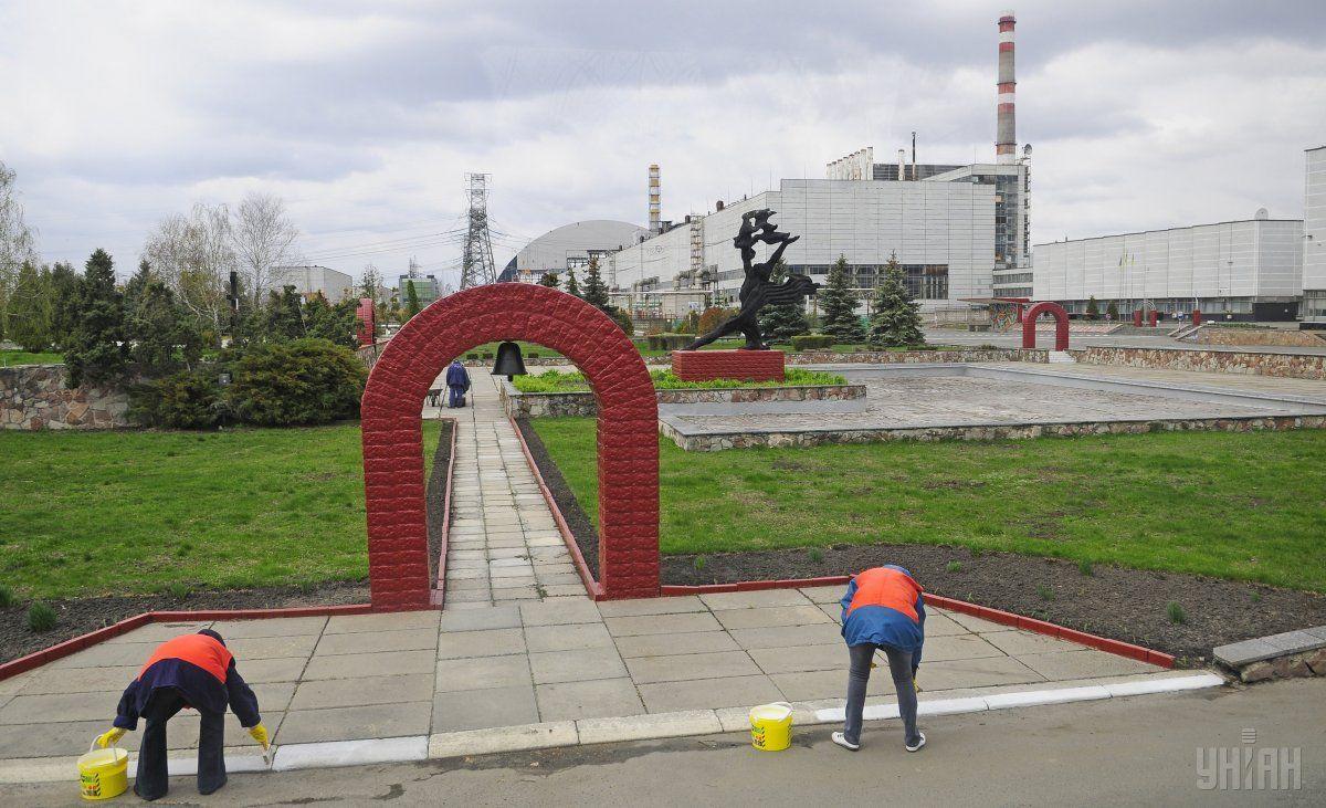 Чорнобиль / Фото УНІАН
