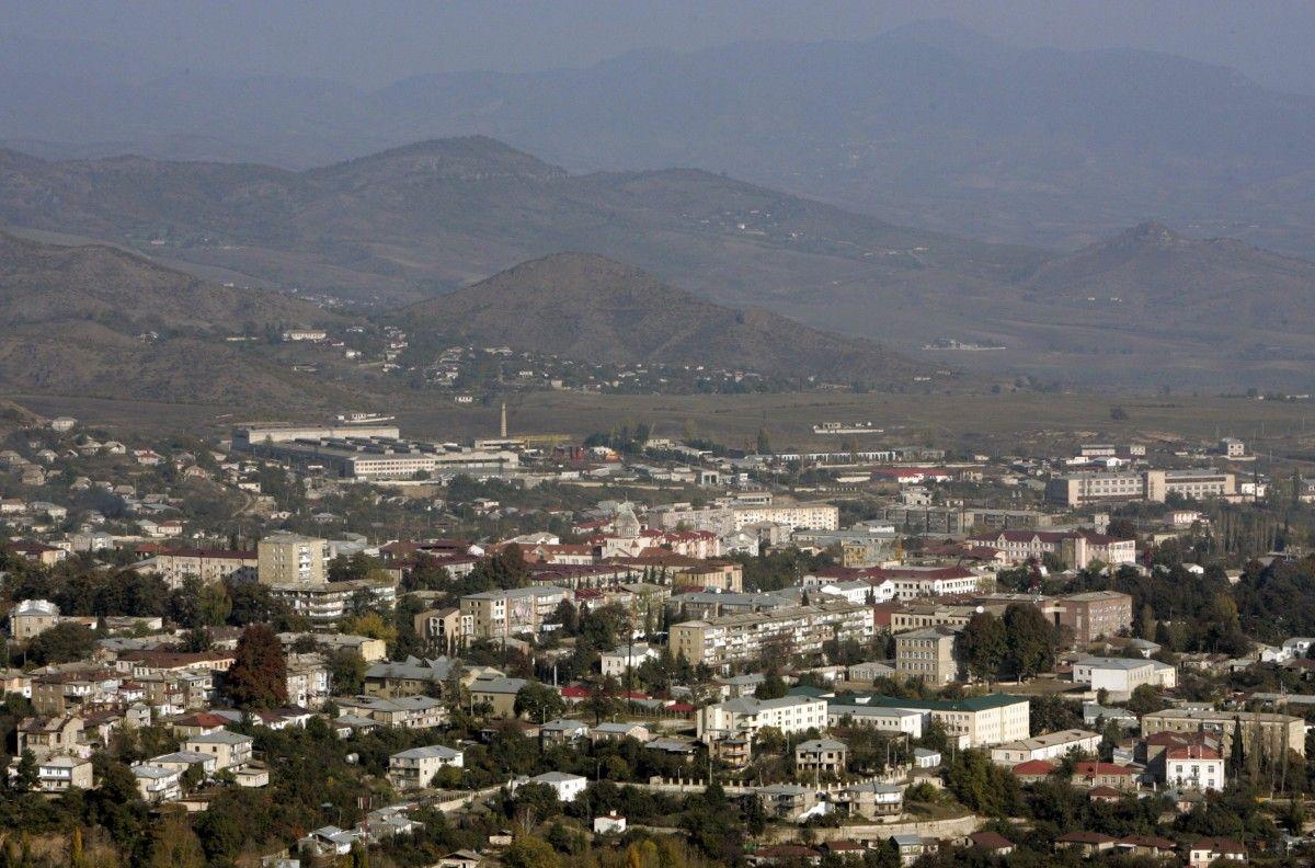 New violence flares up in disputed Nagorno-Karabakh region / REUTERS