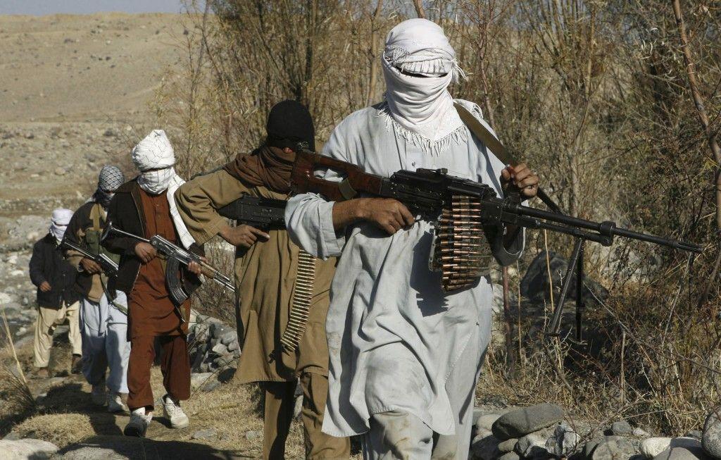 """Члени руху """"Талібан"""" / REUTERS"""