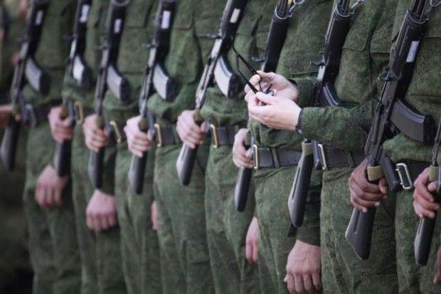 Росіянарощує бойову готовність своїх військ на Донбасі /фото REUTERS
