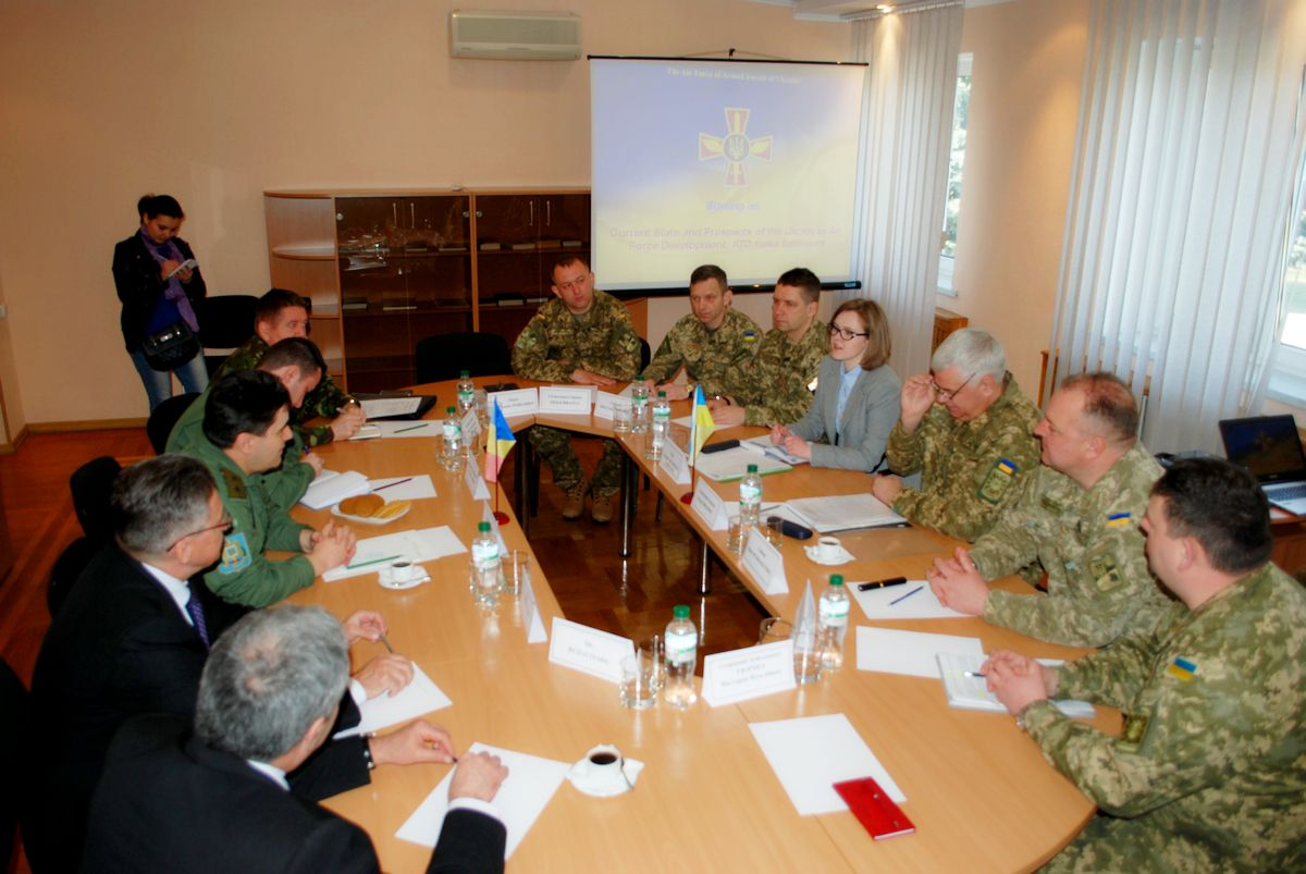 Румыния, ВВС / mil.gov.ua