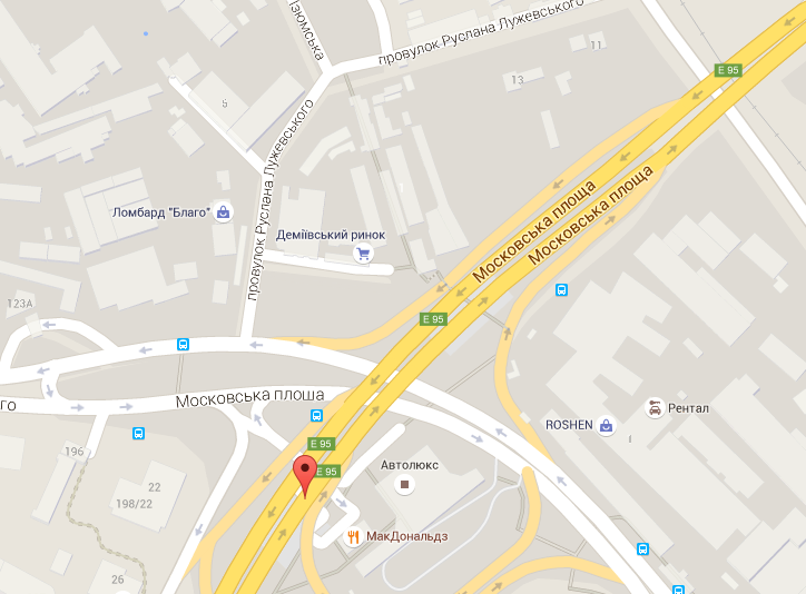 Московская площадь / Скриншот