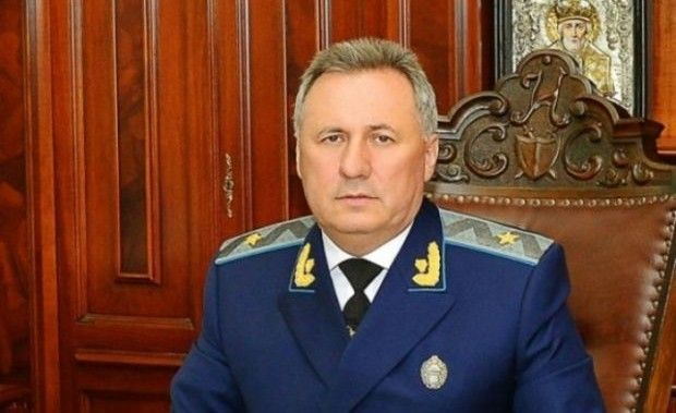 Reinstated Odesa Region Prosecutor Stoyanov remained in office for a bit more than two weeks / Photo from Dumskaya.net