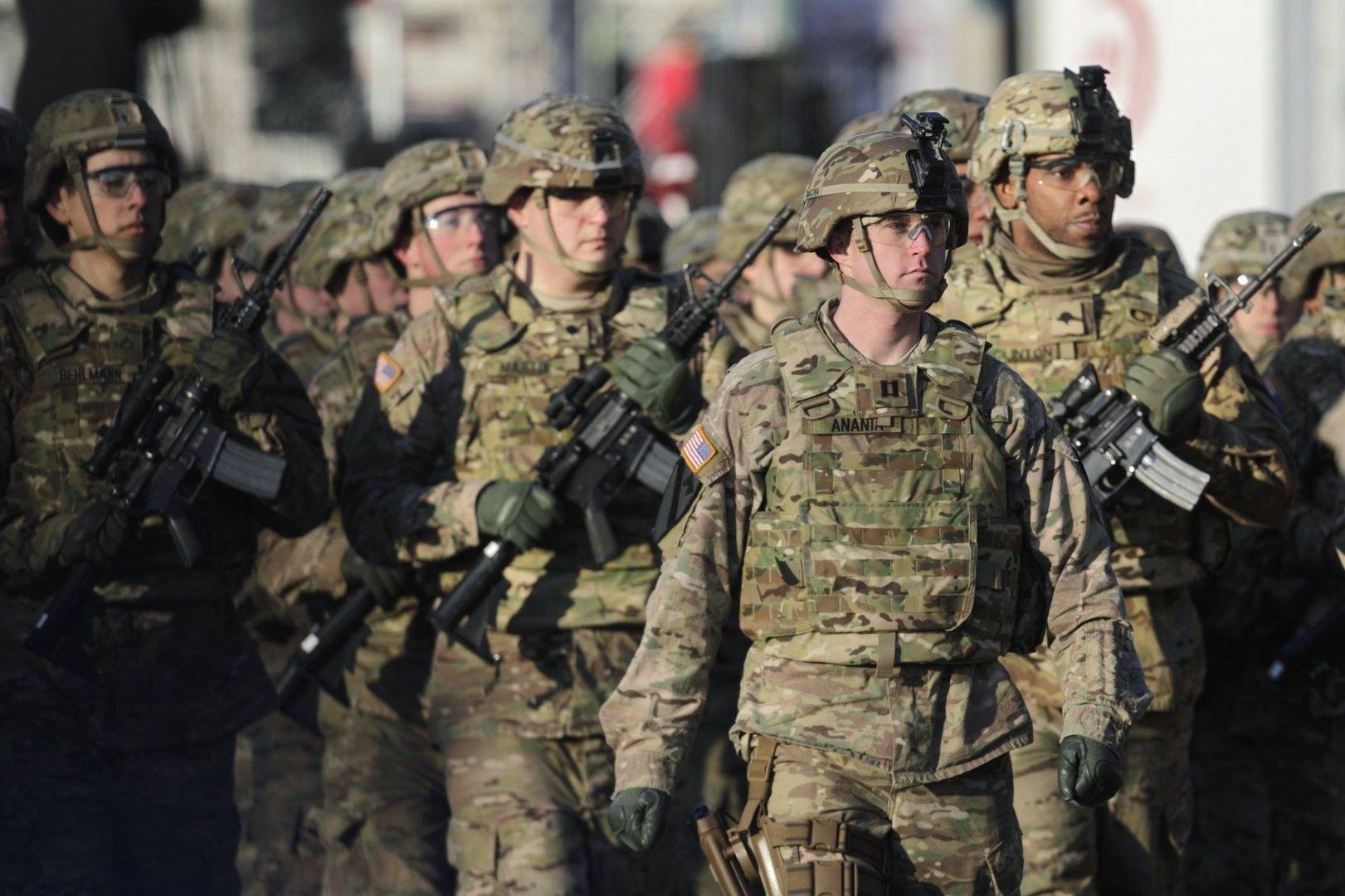 США частично выведут свой военный контингент из Ливии / REUTERS