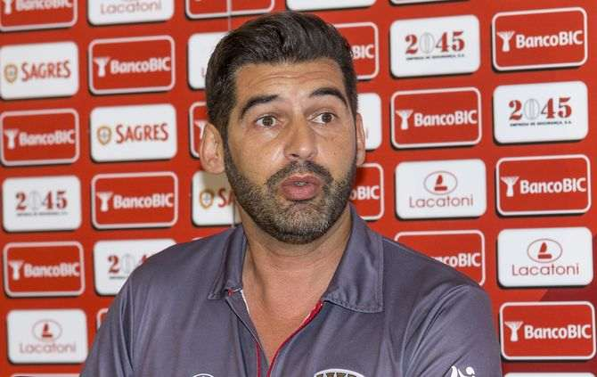 "Фонсека считает, что его команда может пройти ""Шахтер"" / abola.pt"