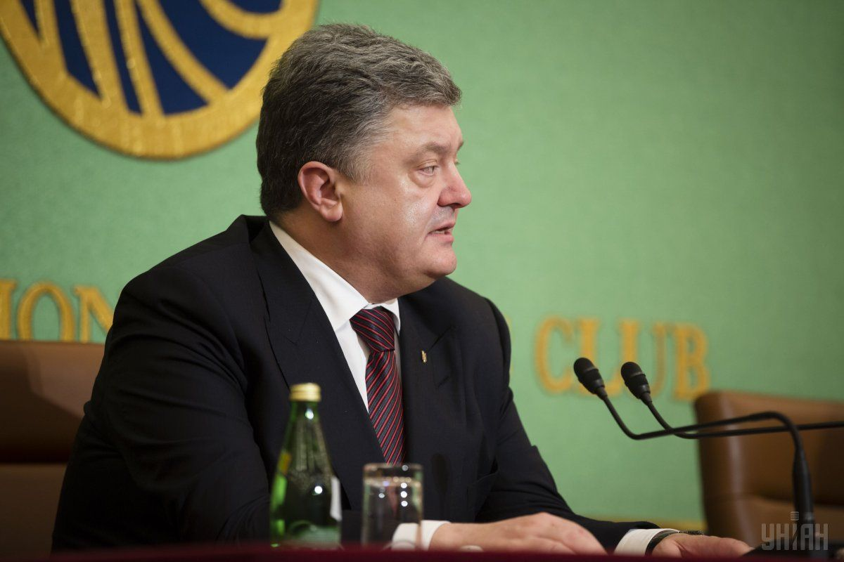 Poroshenko is subject of a journalists' investigative report on offshore activities / Photo from UNIAN