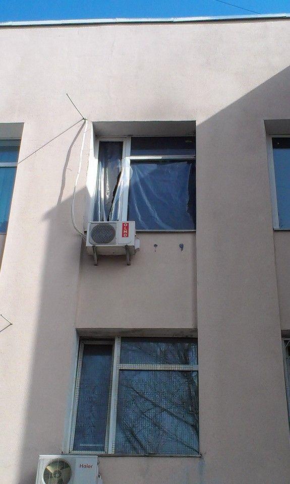 голосеевский районный суд киева поджог / Фото УНИАН