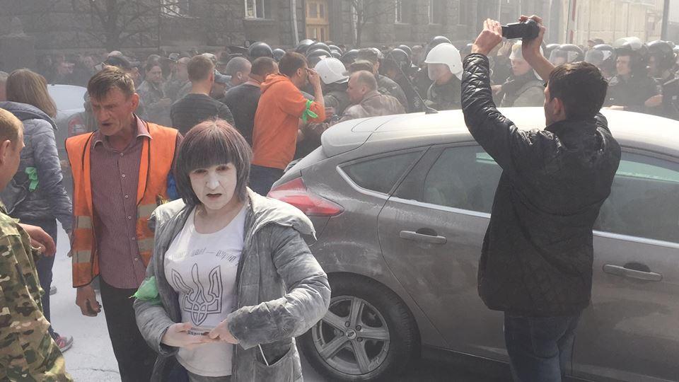 Facebook / АвтоМайдан