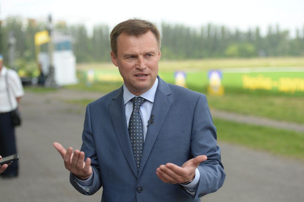 Скоцик вважає, бюджет використають для контролю за місцевими радами / фото УНІАН