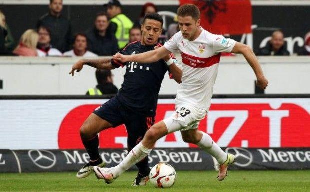 """Артем Кравец против """"Баварии"""" / VfB Stuttgart 1893 e.V."""