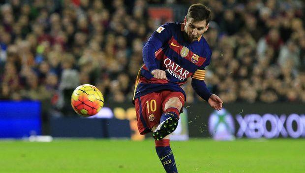 Месси не забивает - Барселона не побеждает / 15min.com