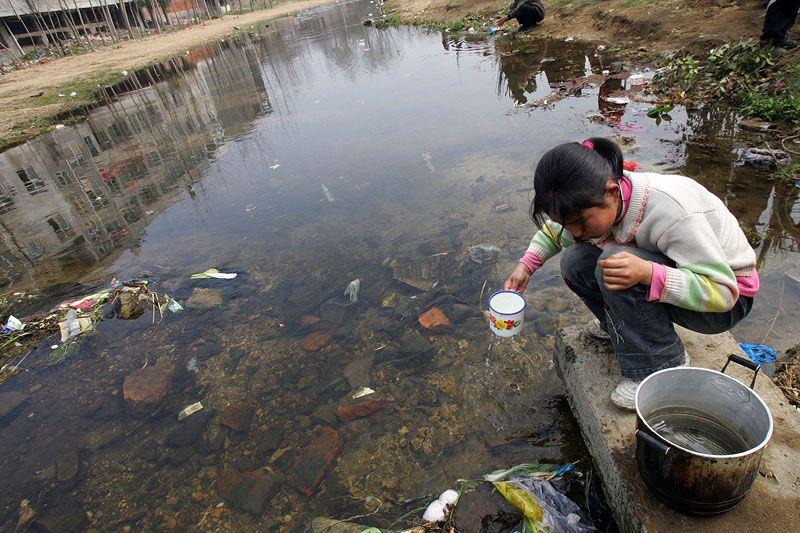 В КНР загрязнено 80% подземных источников воды / thatsmags.com
