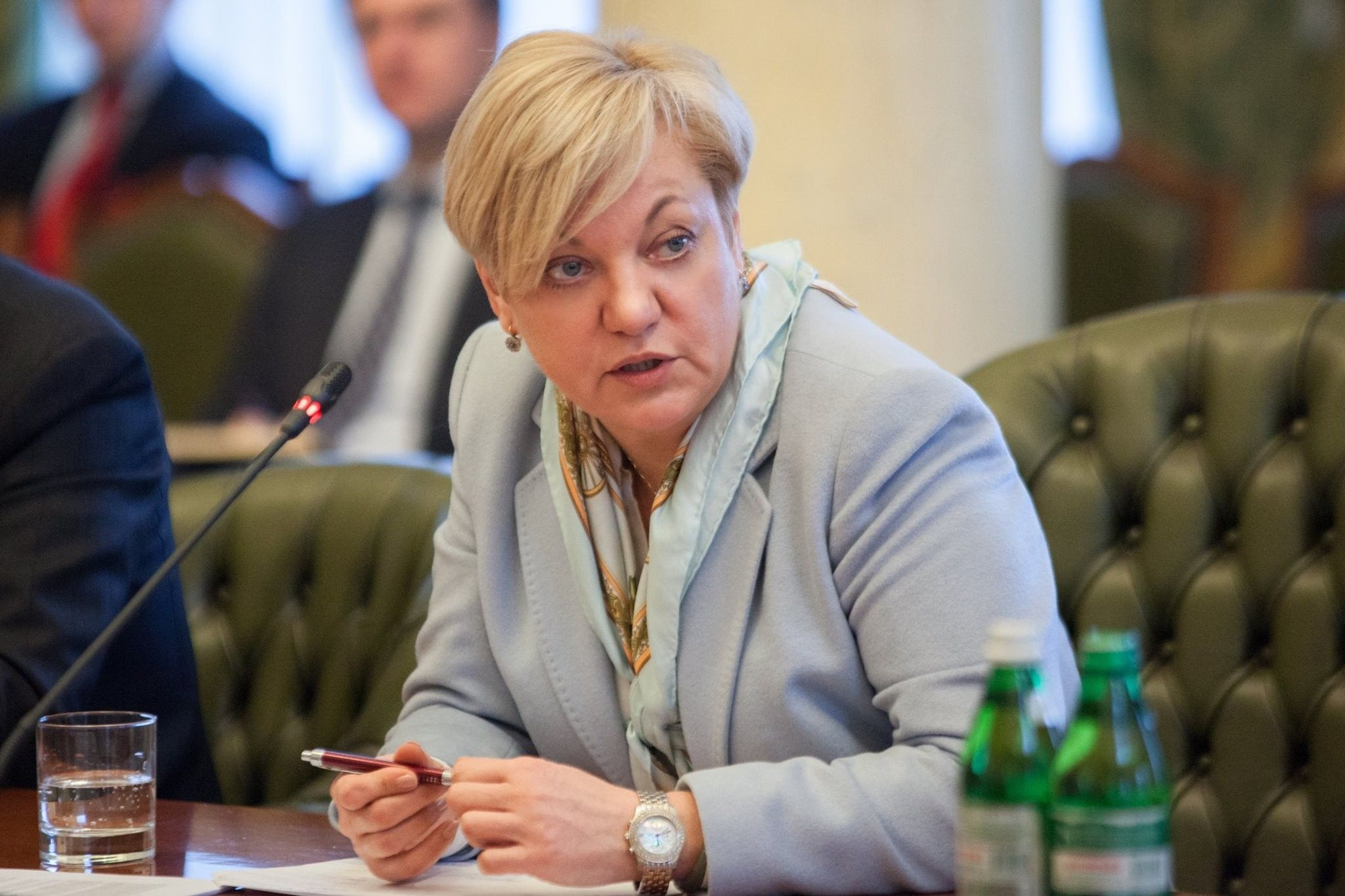 Gontareva announced the liberalization of the foreign exchange market / NBU