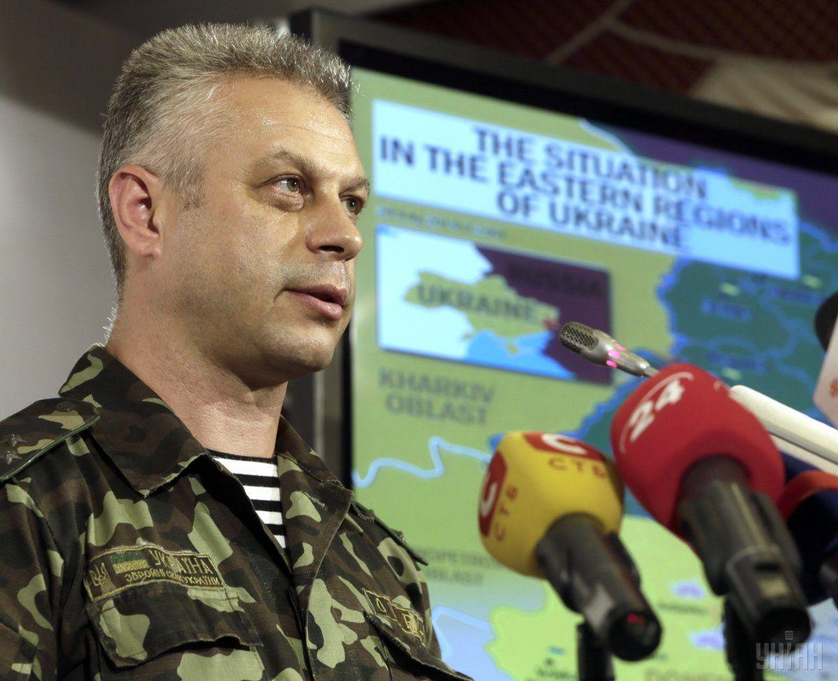 За словами речника, найпотужніші обстріли сталися у Красногорівці / УНІАН