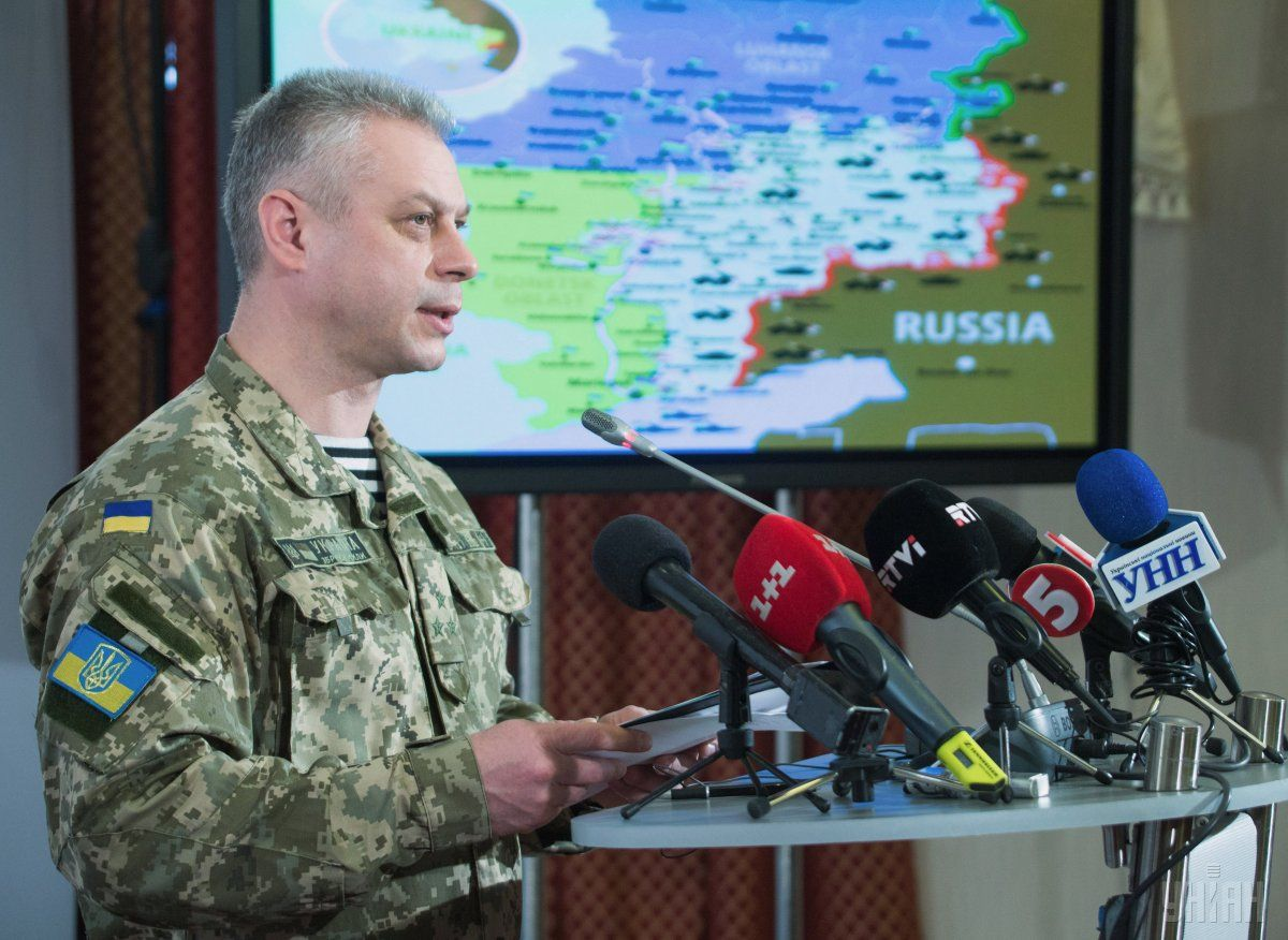 Представитель МОУ констатировал отсутствие потерь среди украинских бойцов / УНИАН