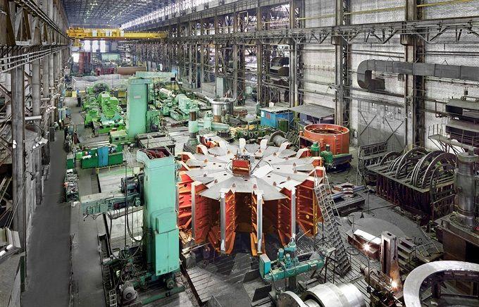 "Завод""Электротяжмаш"" уже года в списке на приватизацию / фото dozor.kharkov.ua"
