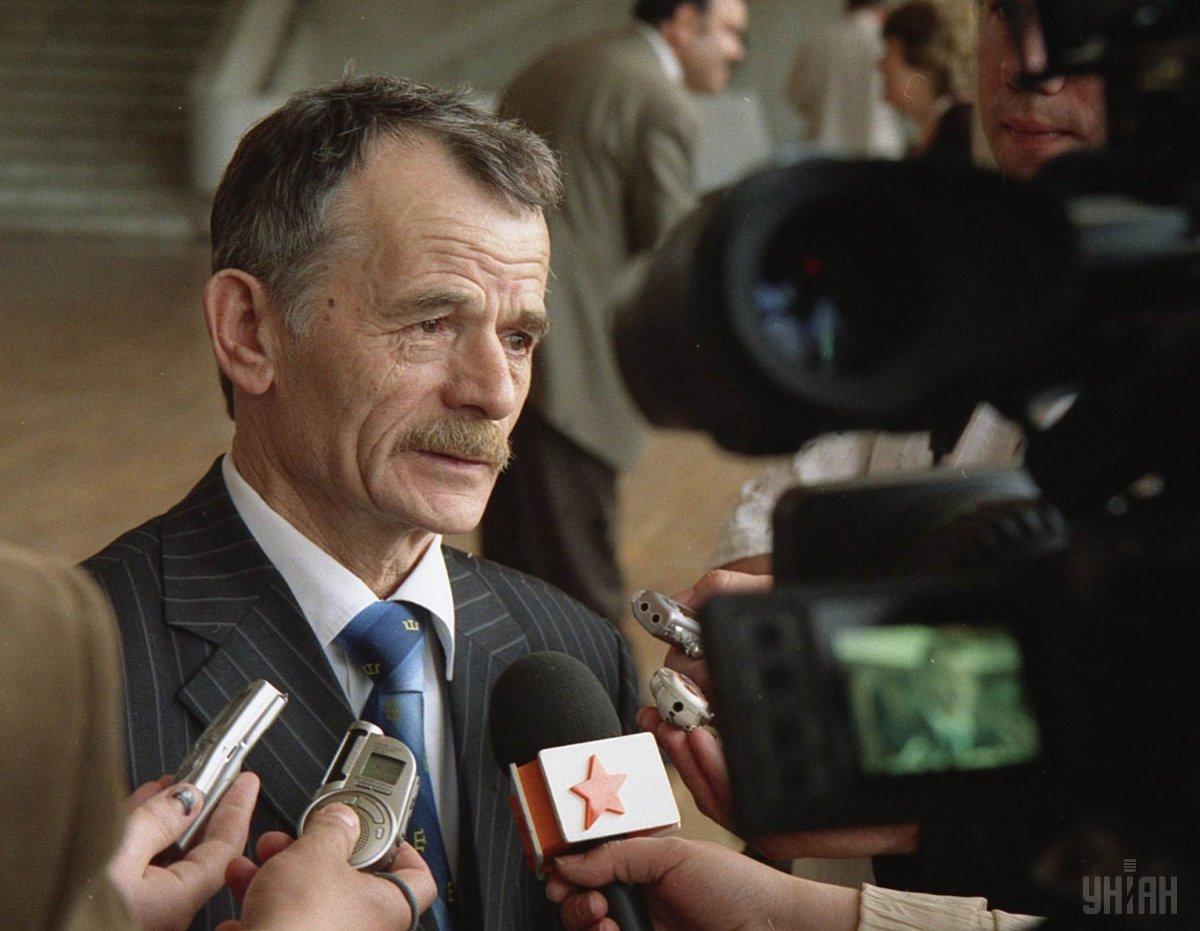 Джемилев считает, что некоторые крымские татары могут отказаться участвовать в обмене пленных / фото УНИАН