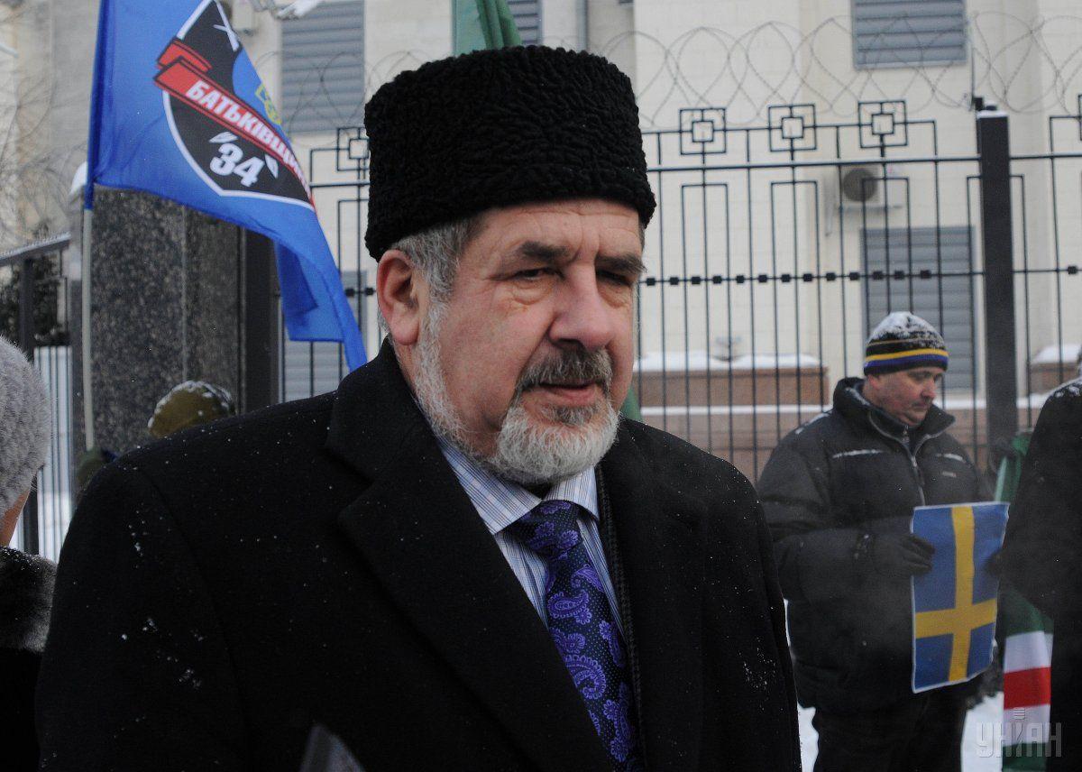Верховный суд Крыма получил соглашение Чубарова приехать наполуостров